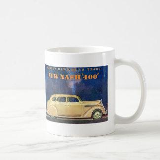 """New Nash """"400"""" Coffee Mug"""