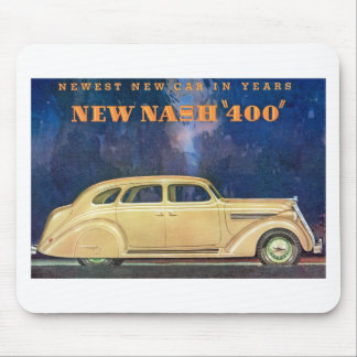 """New Nash """"400"""" Mouse Pad"""