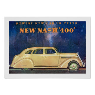 "New Nash ""400"" Poster"
