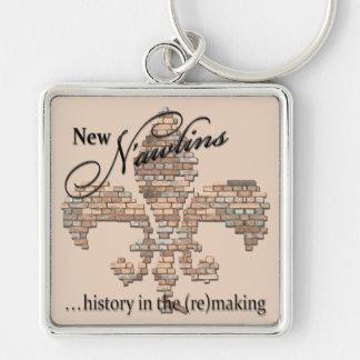"""new n'awlins"" premium keychain"