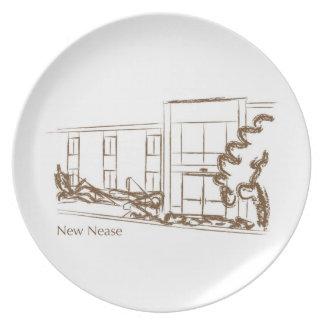 New Nease Dinner Plate