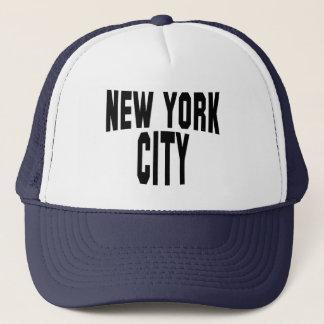 New New York Trucker Hat