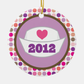 New Nurse 2012 Keepsake Ornament Gift