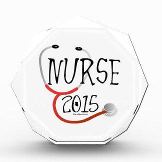 New Nurse Announcement 2015 Award