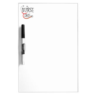 New Nurse Announcement 2015 Dry-Erase Board