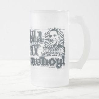 New Obama Homeboy 2008 Mug
