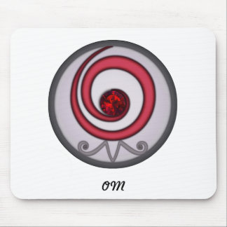 New Om symbol Mouse Pad