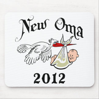 New Oma 2012 T-Shirts Mouse Pad