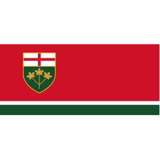 New-Ontario Proposal flag Photo Sculptures