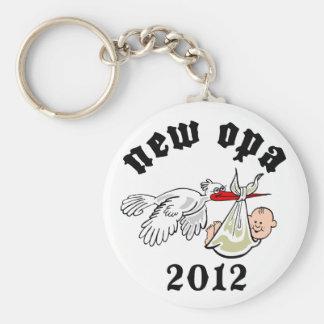 New Opa 2012 Keychain