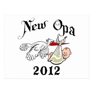 New Opa 2012 Postcard