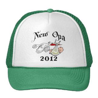 New Opa 2012 Trucker Hat