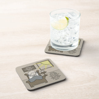 New Opportunity Beverage Coaster