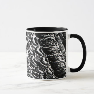 "NEW!  ""Organ of Corti"" Block Print Mug! Mug"