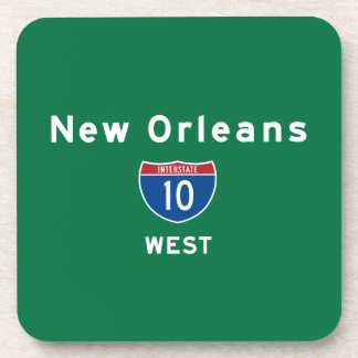 New Orleans 10 Drink Coasters