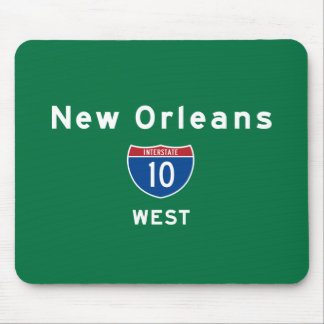 New Orleans 10 Mouse Pad