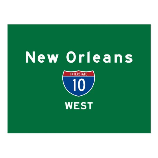 New Orleans 10 Postcard