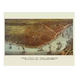 New Orleans 1885 Postales
