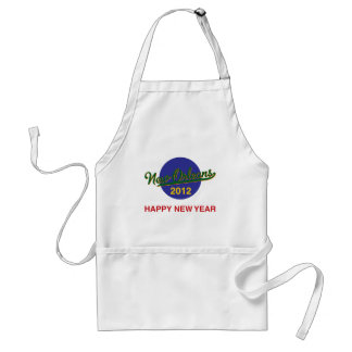 New Orleans 2012 Adult Apron