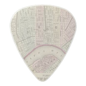 New Orleans 3 Acetal Guitar Pick by davidrumsey at Zazzle