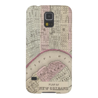 New Orleans 3 Galaxy S5 Covers