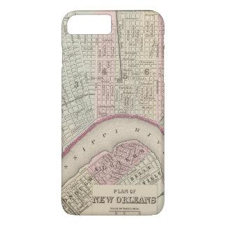 New Orleans 3 Funda iPhone 7 Plus