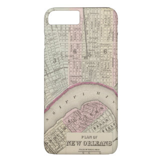 New Orleans 3 iPhone 8 Plus/7 Plus Case