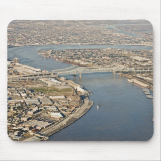 New Orleans Aerial Mouse Pad