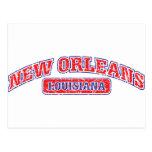 New Orleans atlética Tarjetas Postales