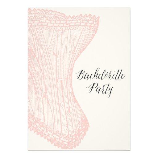 Vintage bachelorette party invitation zazzle for Bachelorette party ideas new orleans