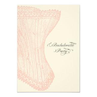 "New Orleans Bachelorette Party Invitation 5"" X 7"" Invitation Card"