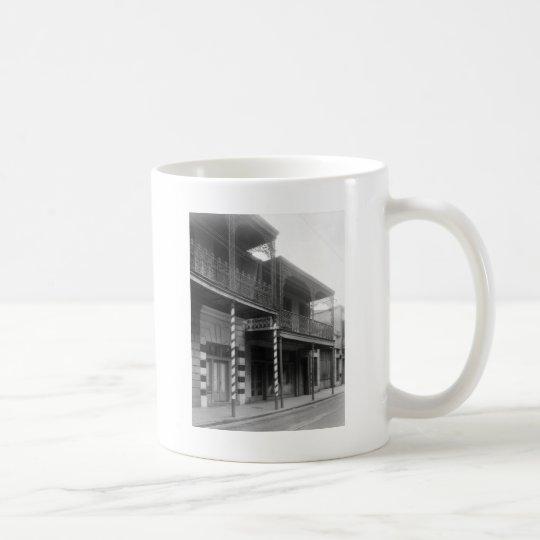 New Orleans Barbershop, 1930s Coffee Mug