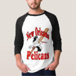 New Orleans Baseball Club Pelicans Tee Shirts
