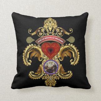 New Orleans Battle Bicentennial Please Read Below Throw Pillows