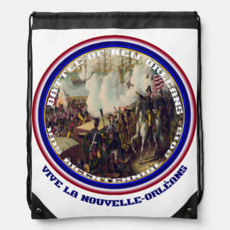 New Orleans Battle Bicentennial Please Read Below Cinch Bags