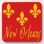 New Orleans Beverage Coasters