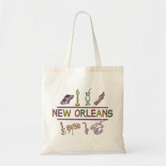 New Orleans Bolsa Tela Barata