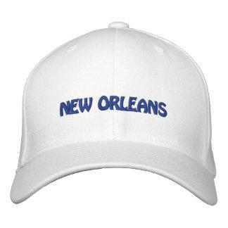 New Orleans bordó el gorra Gorras De Beisbol Bordadas