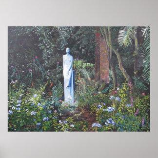 New Orleans Botanical Garden Poster