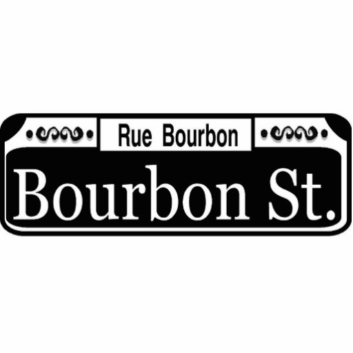 Bourbon Room New Orleans