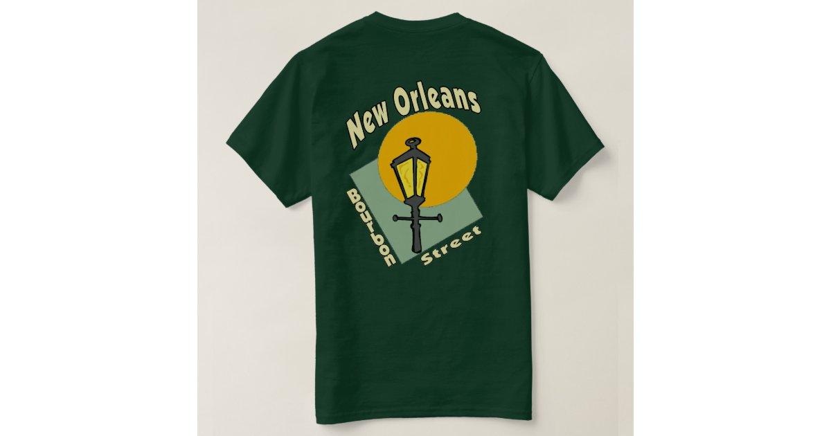 New Orleans Bourbon Street T Shirt Zazzle