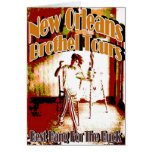 New Orleans Brothel Tours Greeting Card