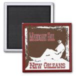 New Orleans Brothels, Mahogany Hall Magnet