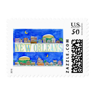 New Orleans by Erin McNutt Postage