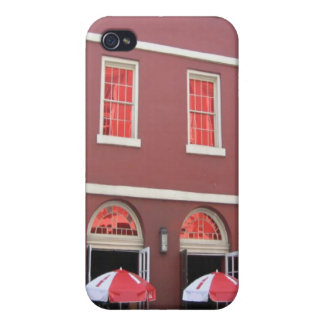 New Orleans Cafe iPhone 4/4S Cases