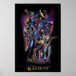 """New Orleans - café sólo "" Poster"