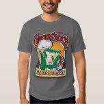 New Orleans Cajun Crocodile T Shirt
