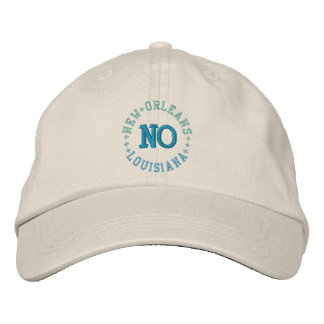NEW ORLEANS cap Embroidered Baseball Cap