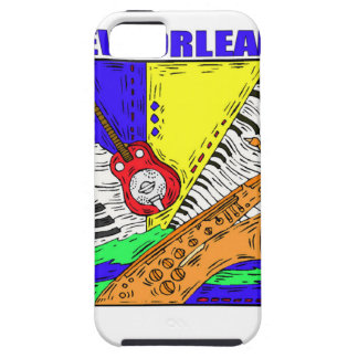 New Orleans iPhone 5 Cover