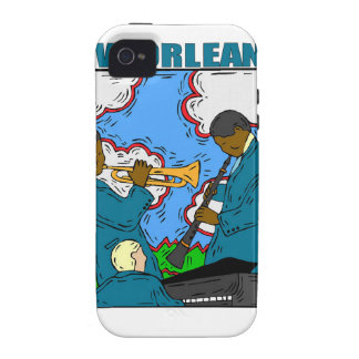 New ORLEANS Vibe iPhone 4 Cover